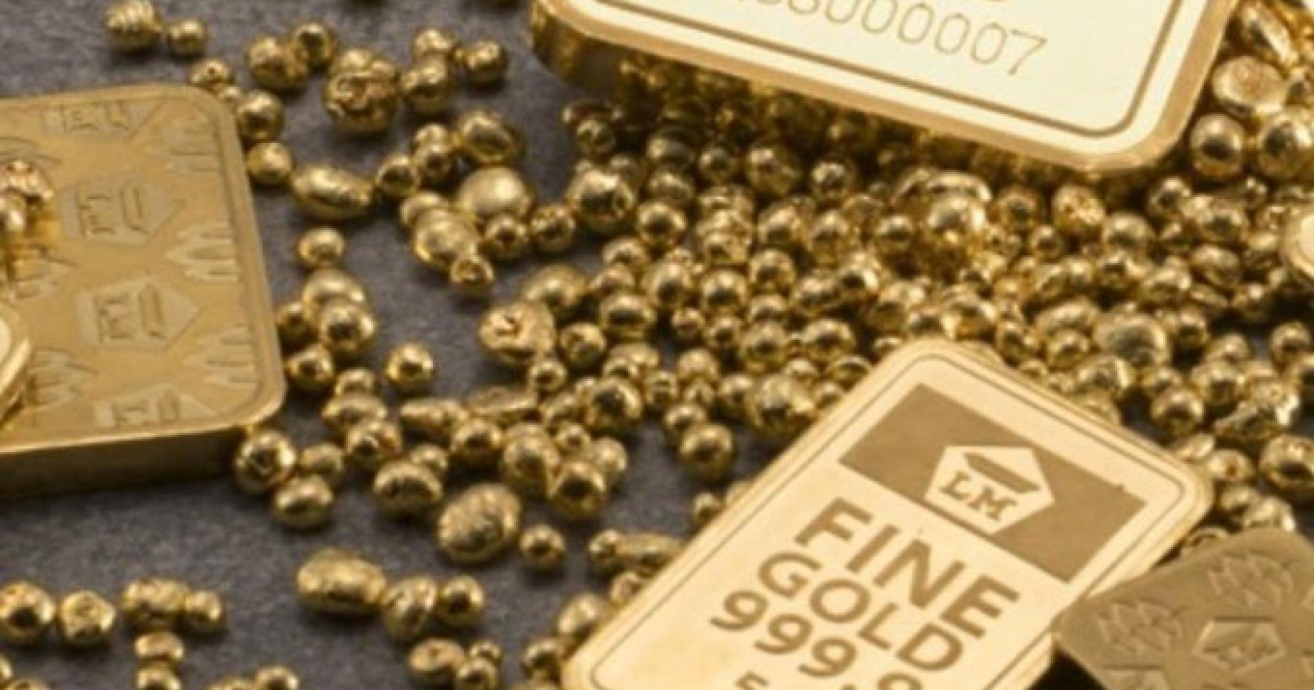 Produksi emas batangan PT Aneka Tambang Tbk. (Sumber gambar: logammulia.com)