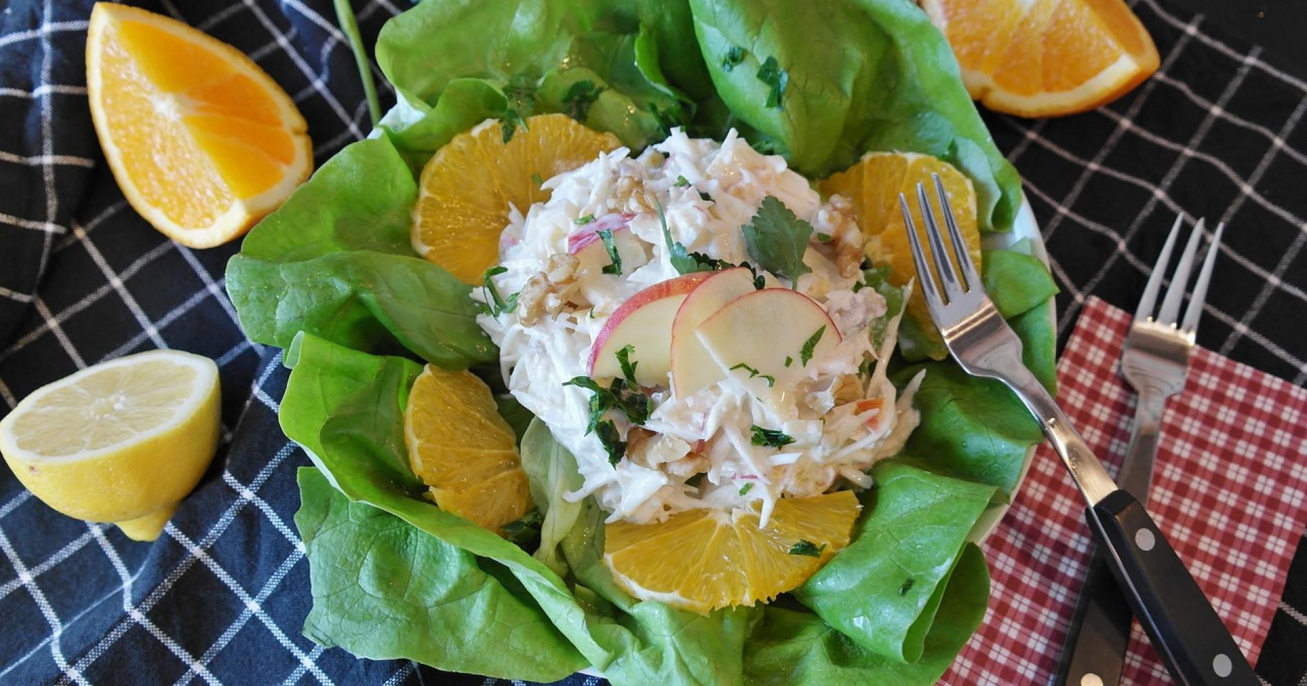 Mayones untuk salad buah (Sumber: Pixabay.com)