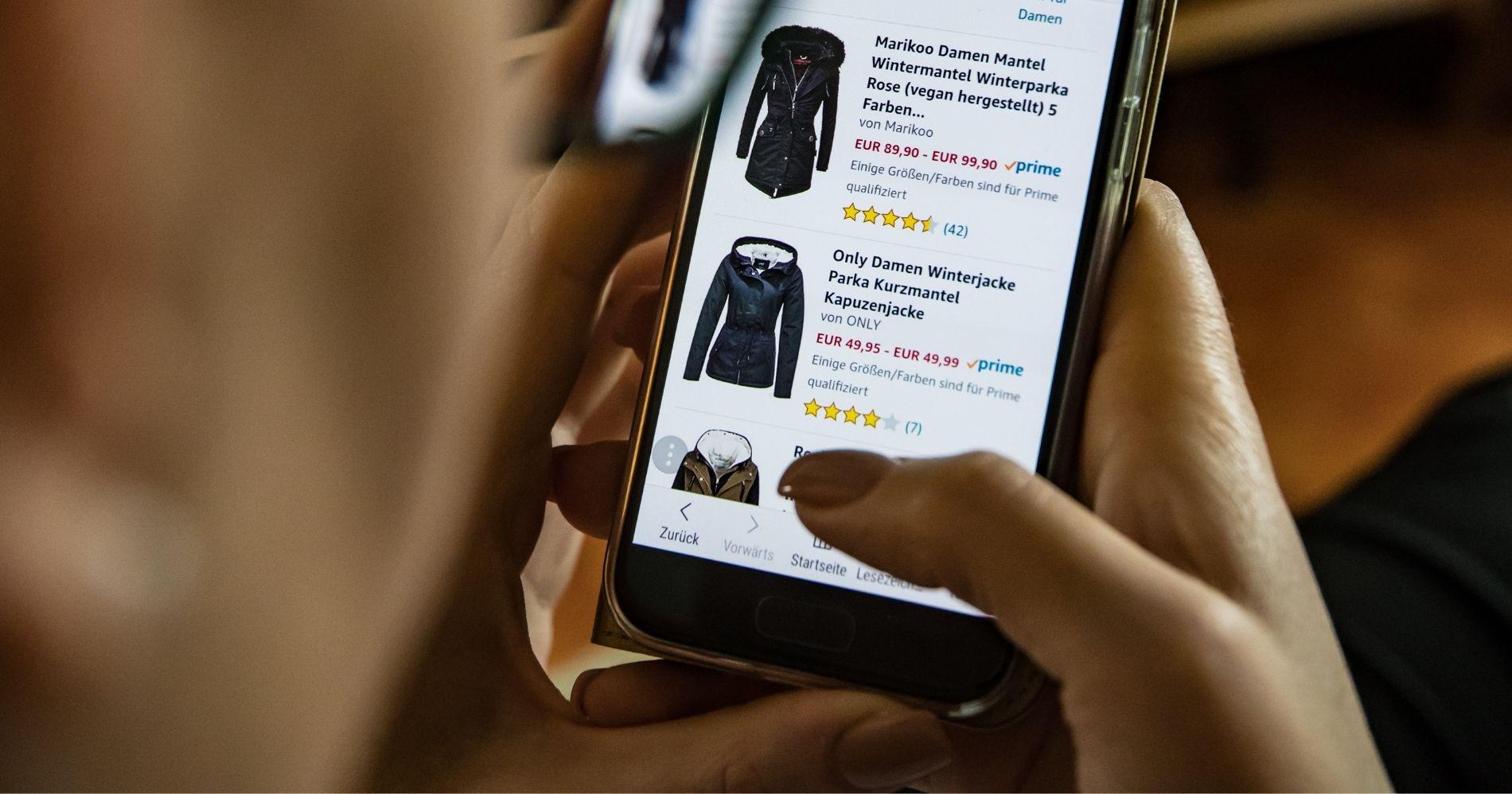 Online Shop - Canva