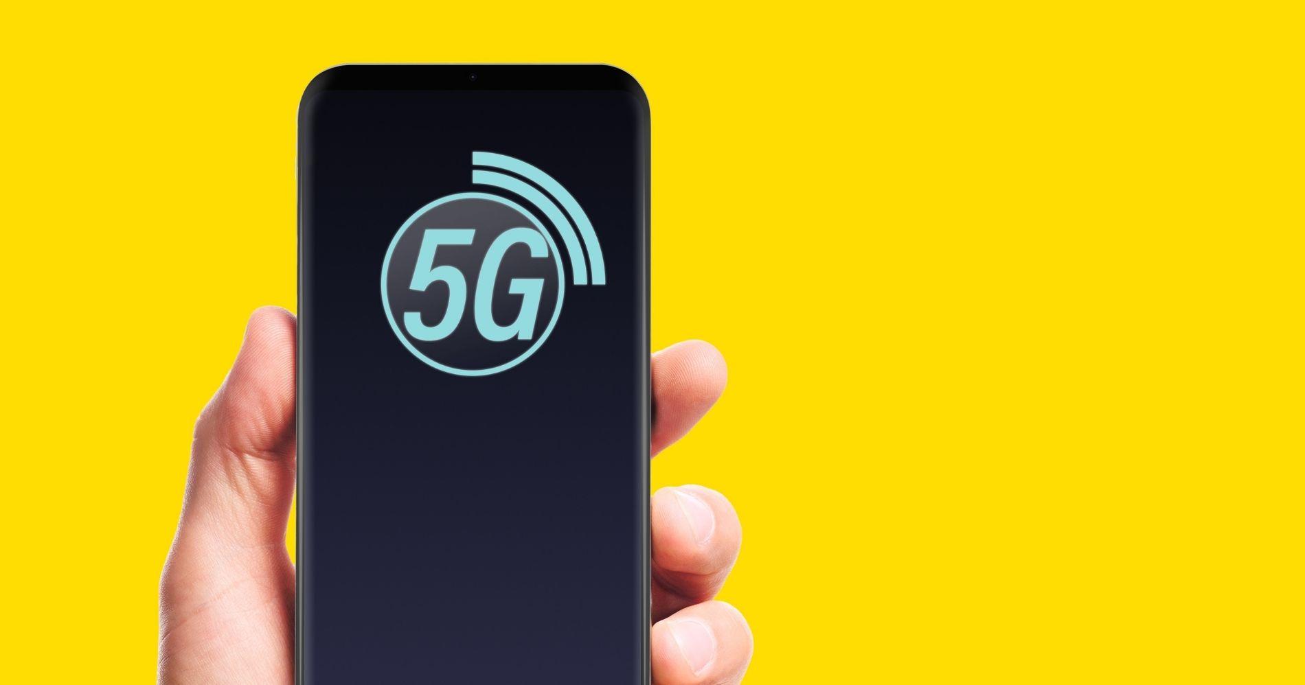 5G - Canva