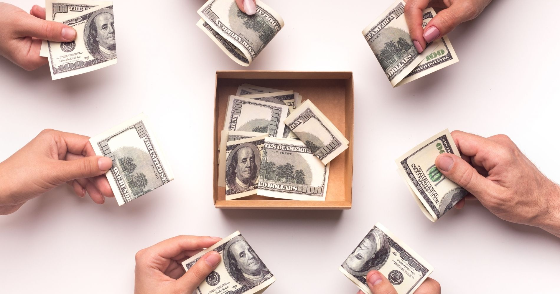 Crowdfunding - Canva