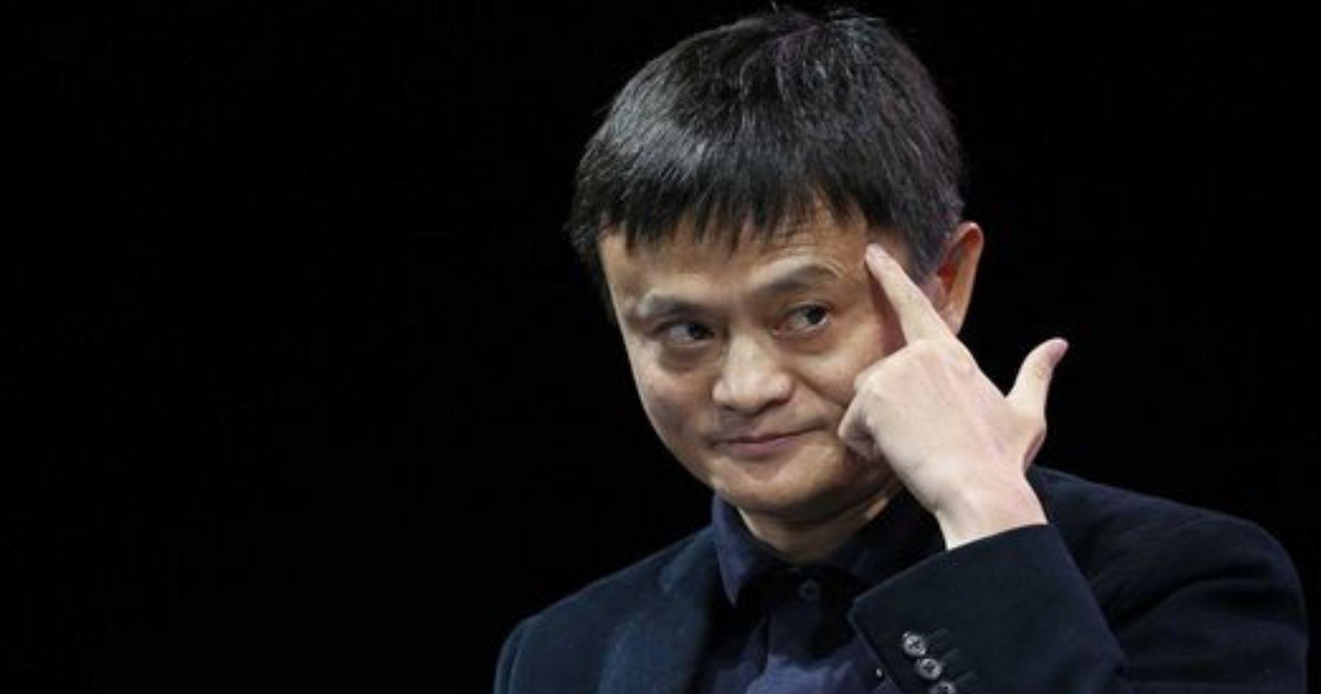 Jack Ma - Pinterest