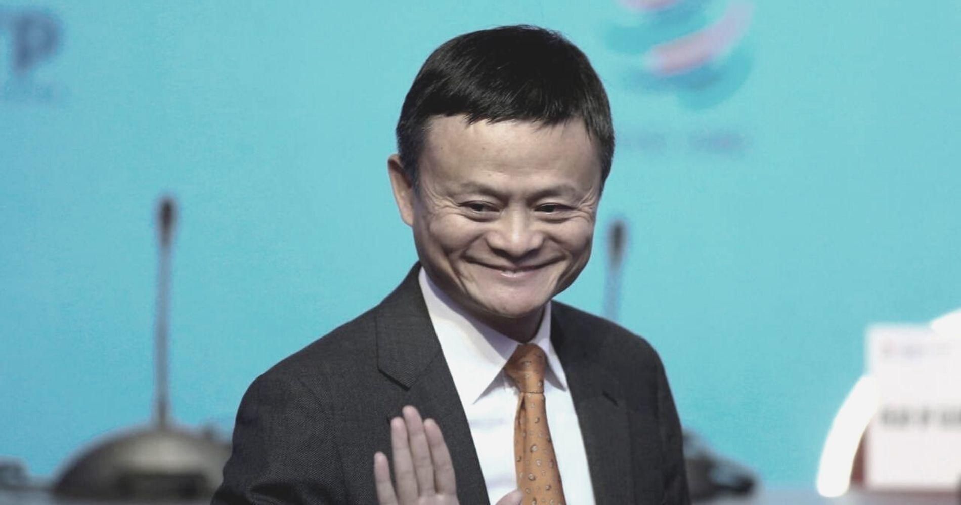 Jack Ma - Image: Pinterest