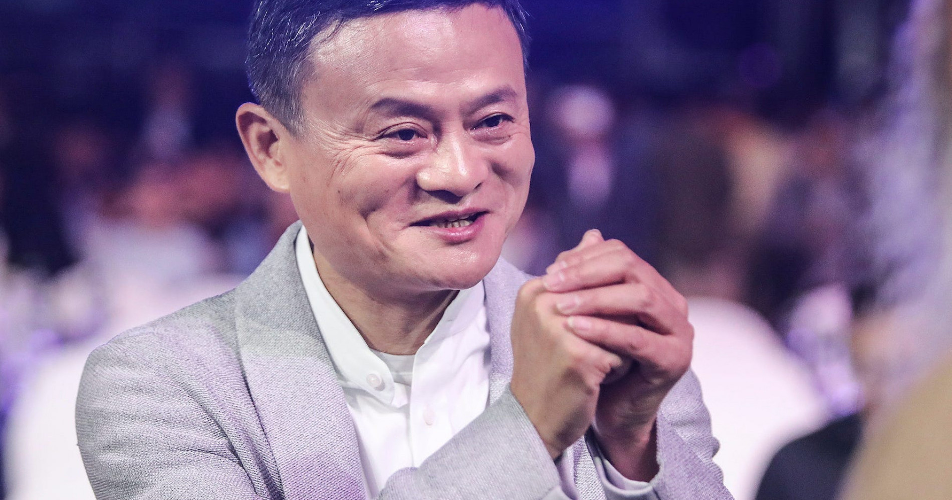 Jack Ma (sumber: Wang HE/Getty Images)