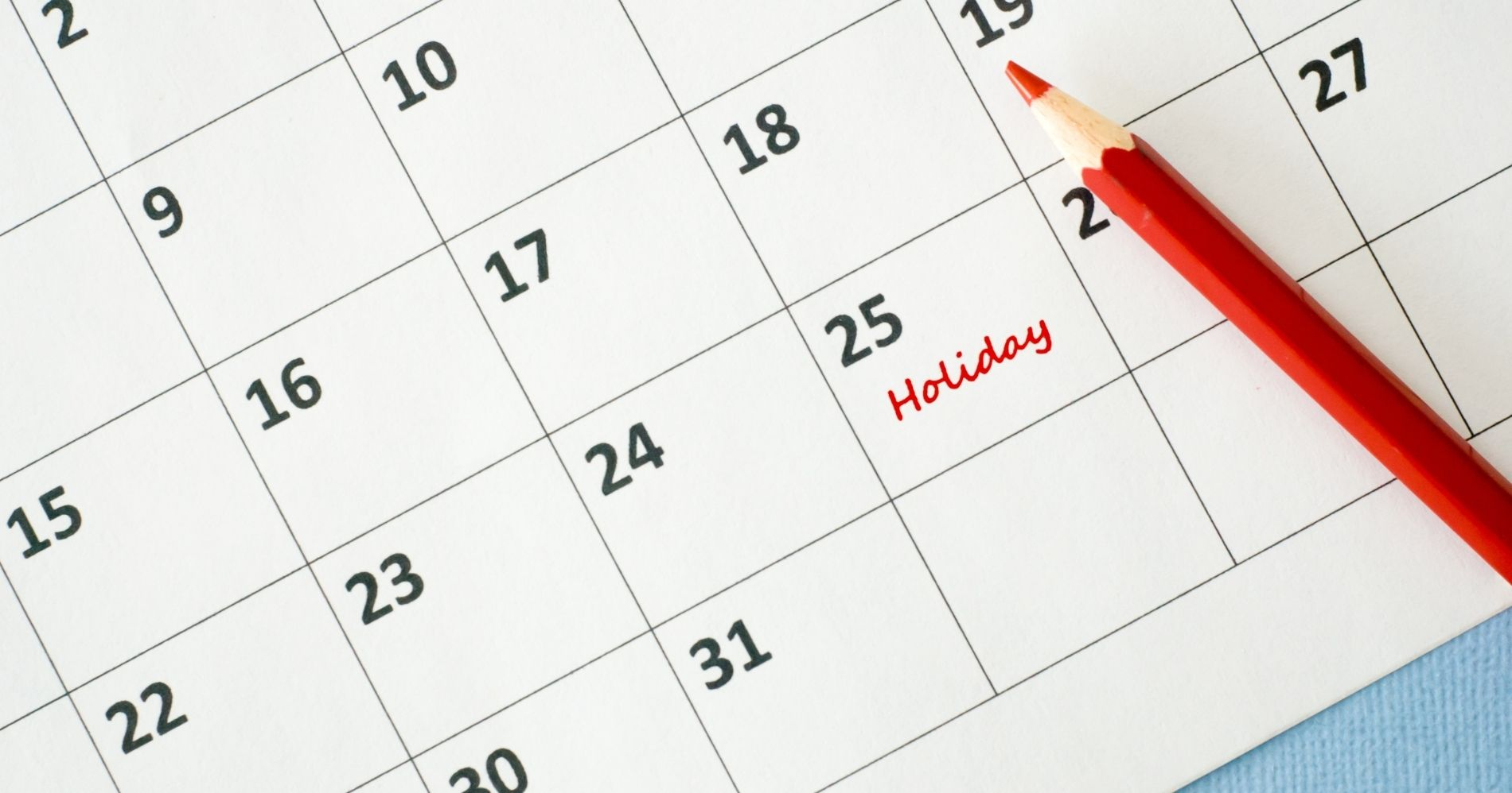 Holiday - Canva