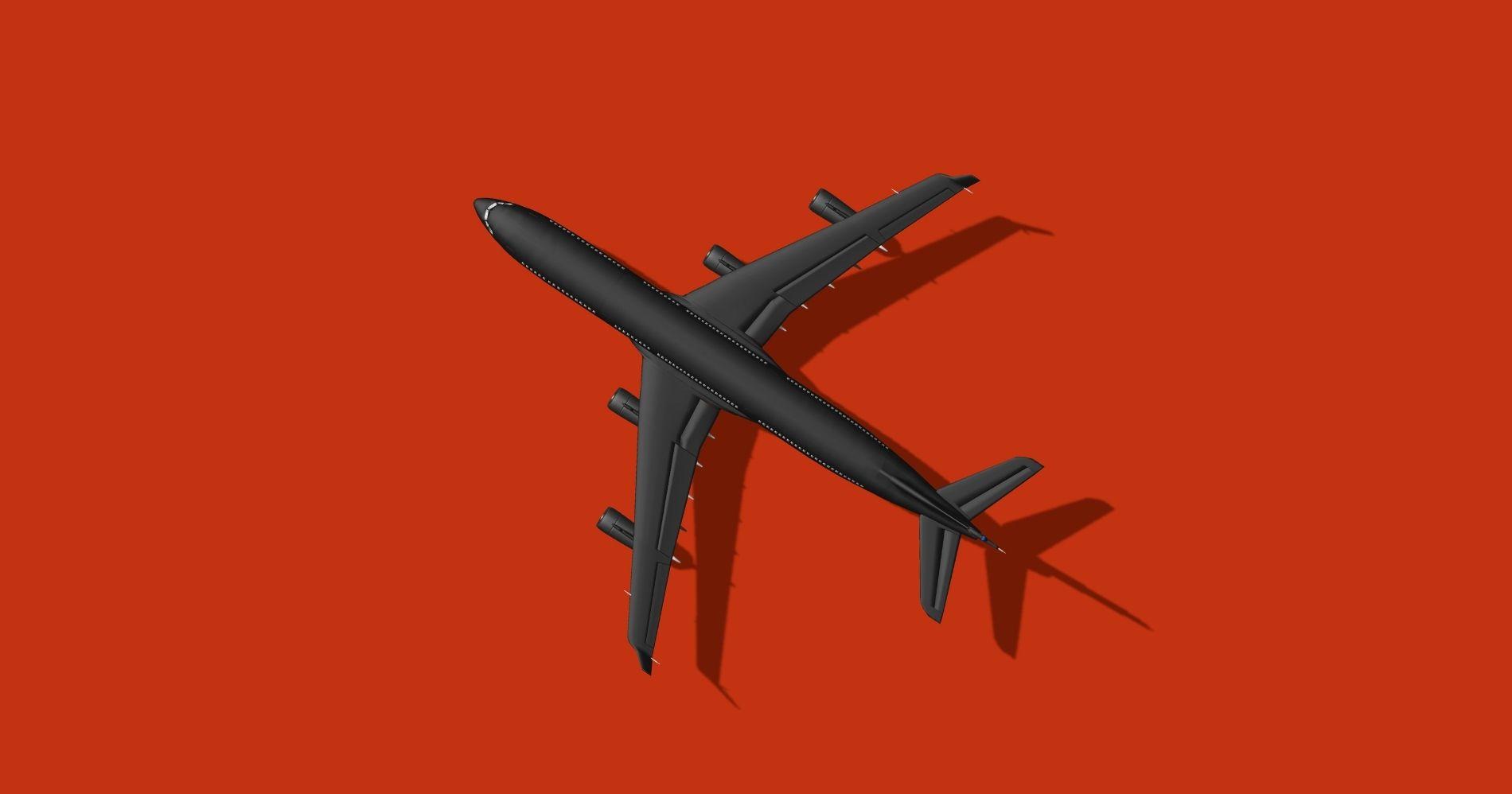 Plane - Canva