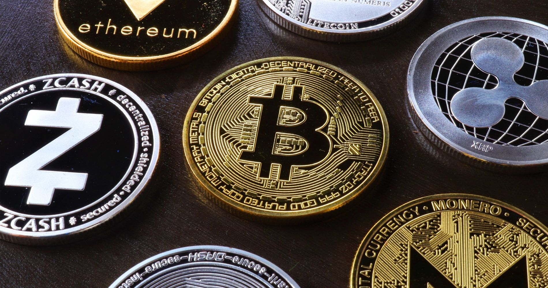 Cryptocurrency - Canva