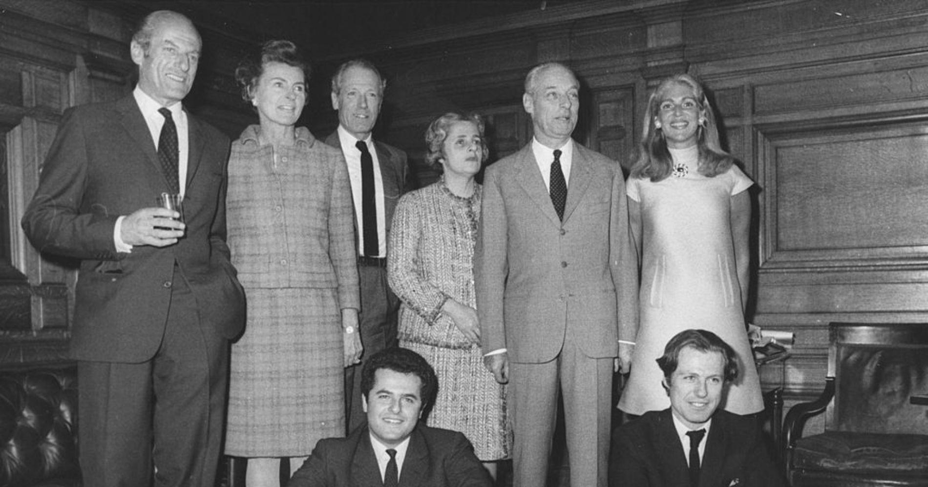 Rothschild Family - Pinterest