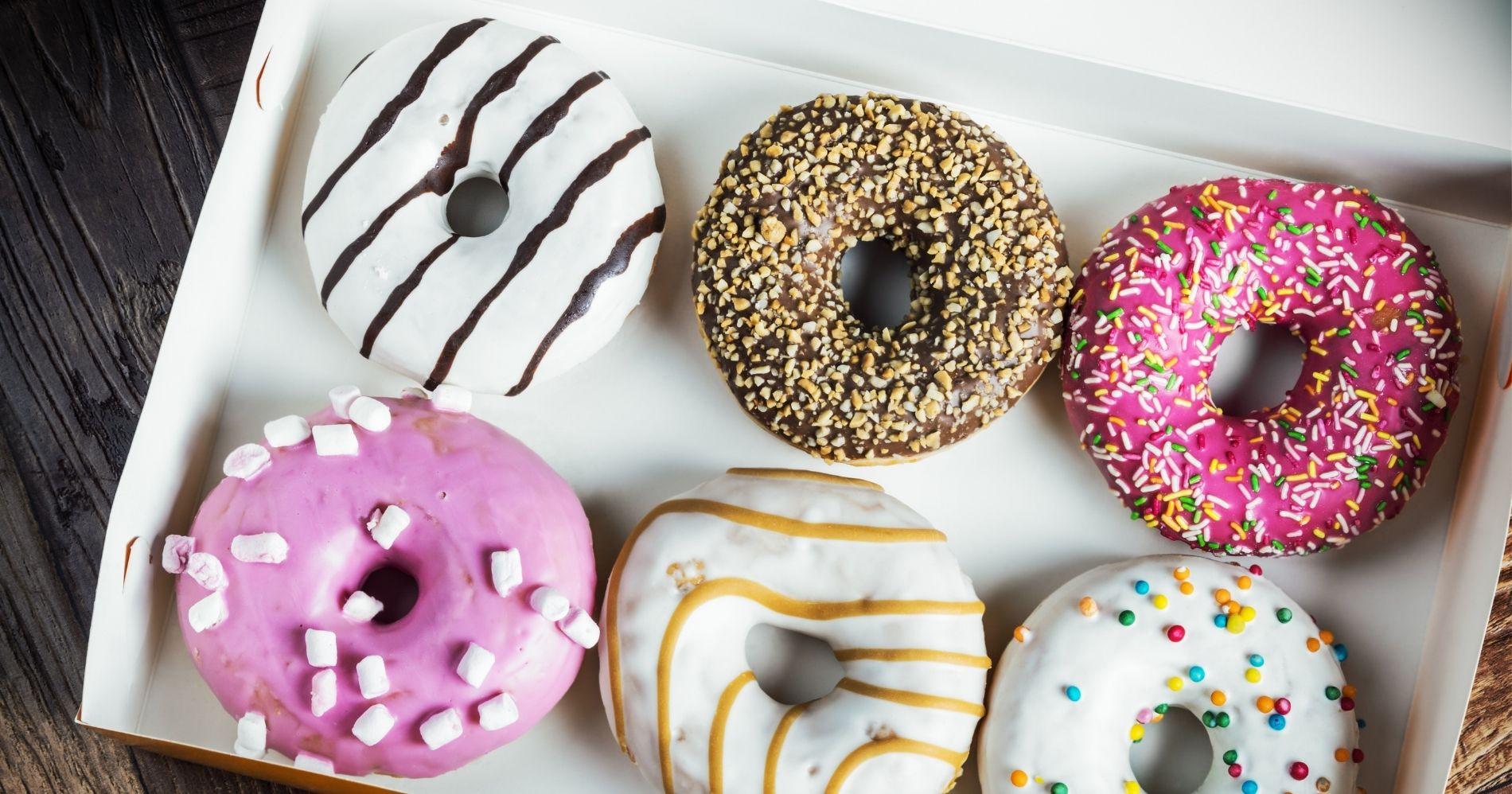 Dunkin Donuts - Canva
