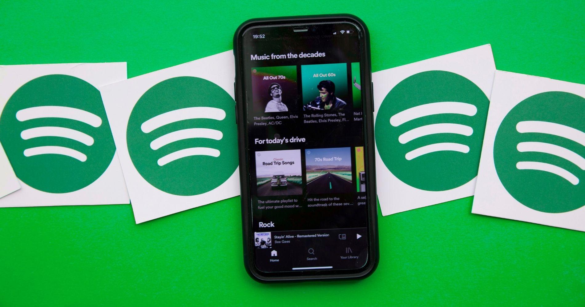 Spotify - Canva