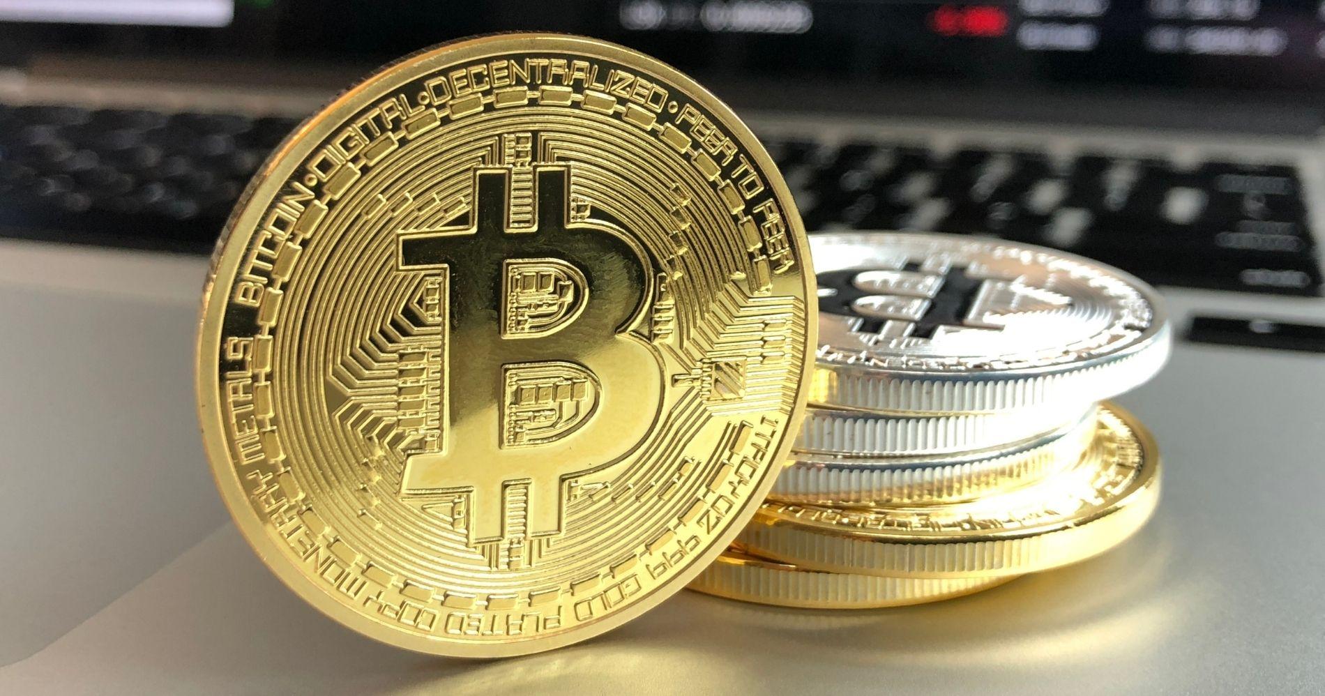 Bitcoin - Canva