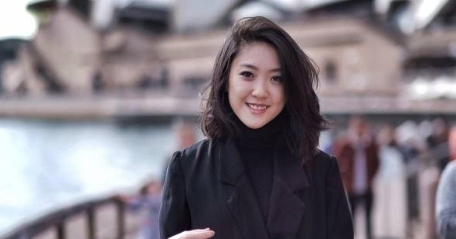 Stefani Tan ( Sumber : Kompas TV )
