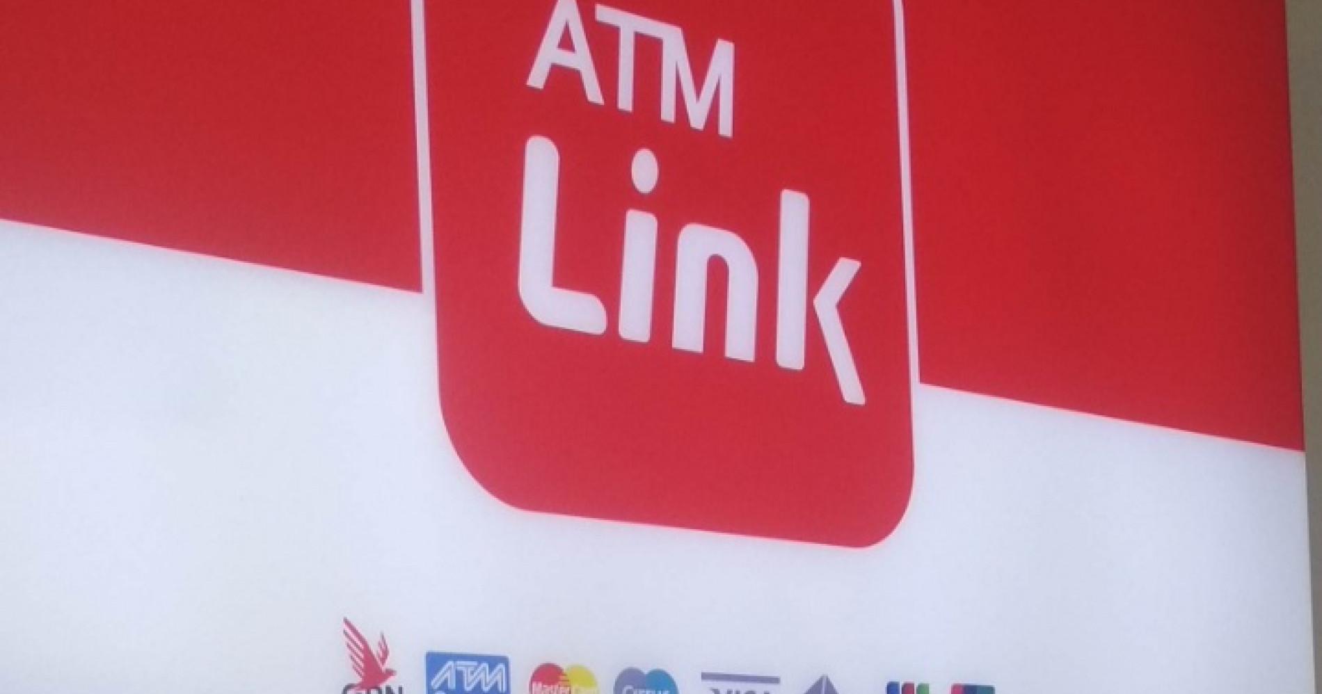Mesin ATM Link ( sumber : SWA )