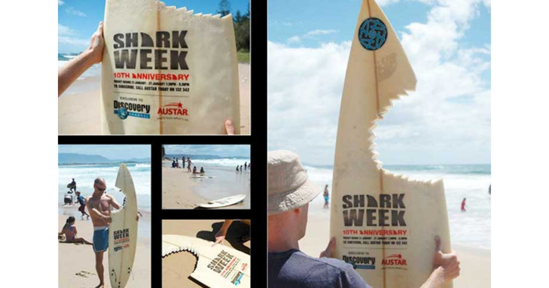 Shark Week Guerilla Marketing Web Bisnis Muda - flickr.com