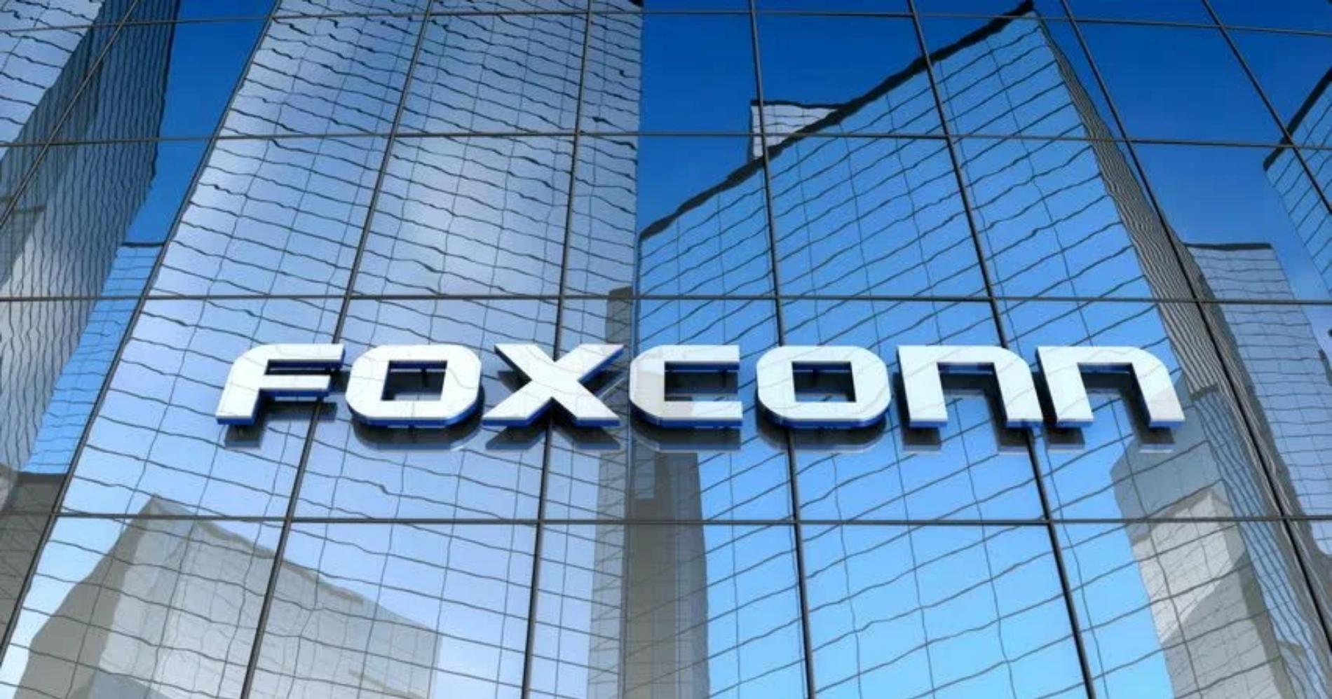 Foxconn Building Web Bisnis Muda - Google