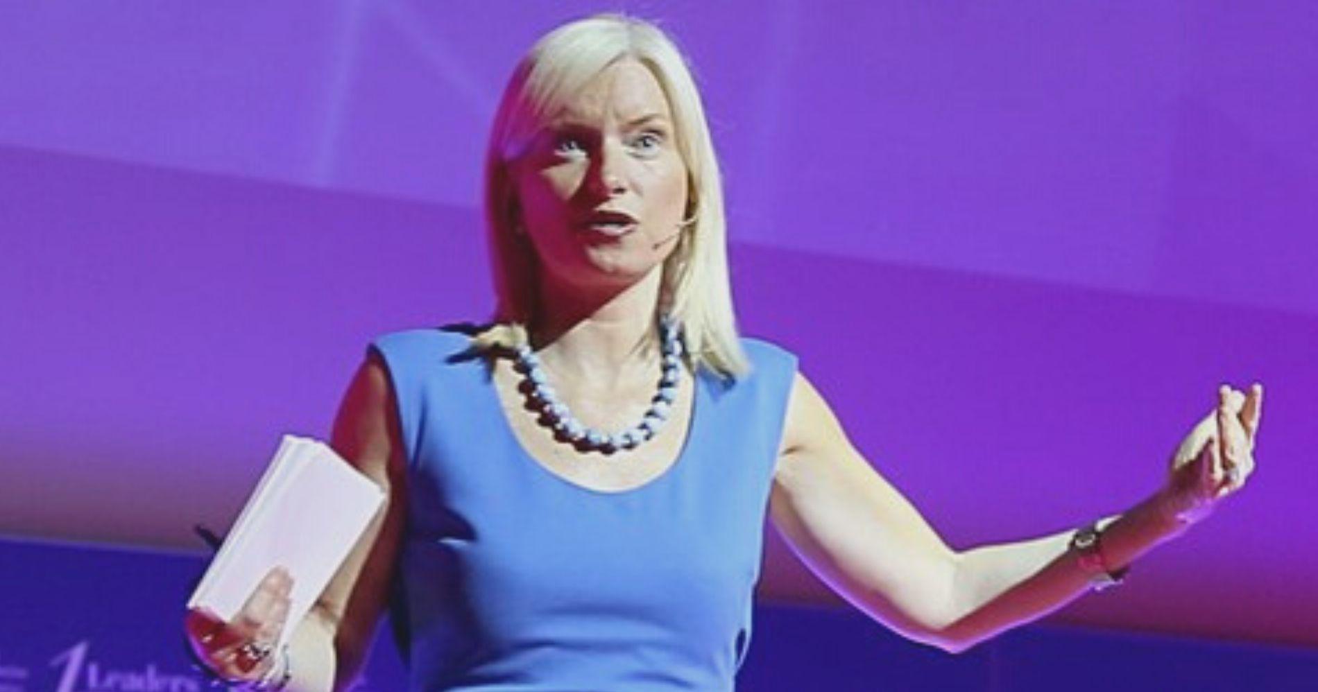 Carolyn Everson Resign dari Facebook Illustration Web Bisnis Muda - Image: Wikimedia