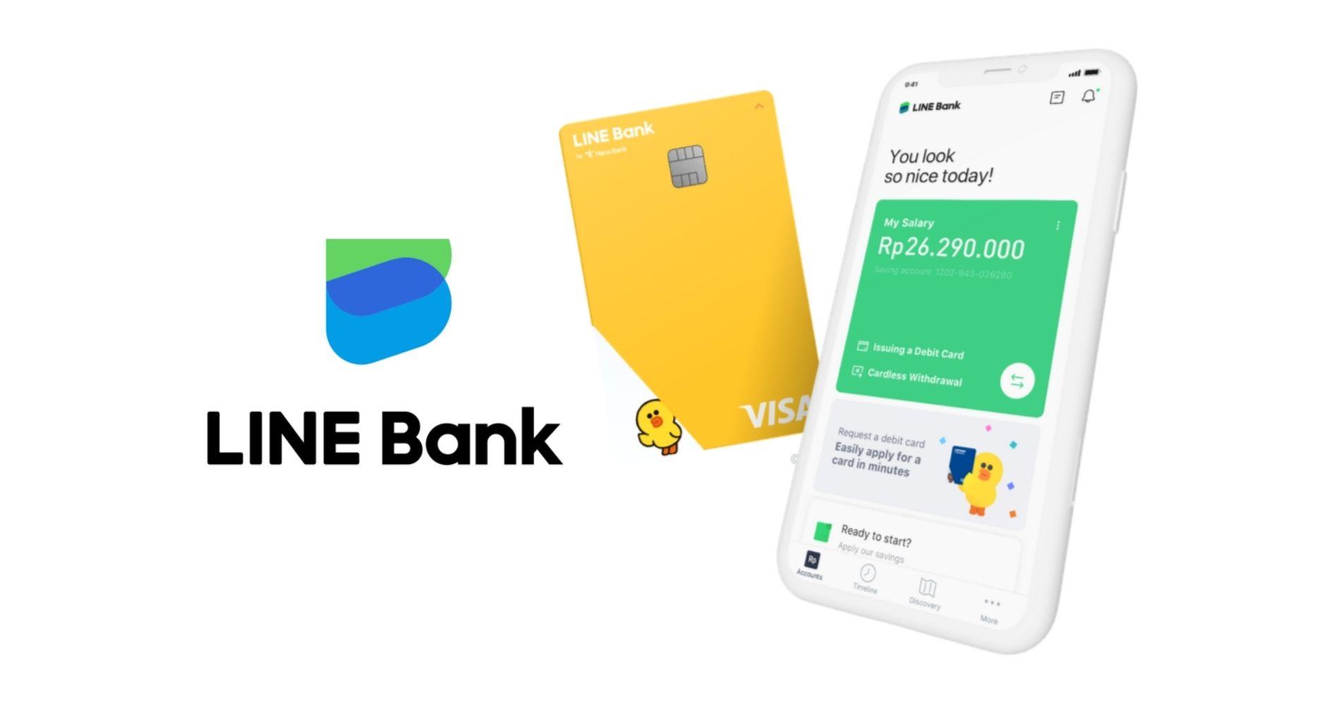 LINE Bank Illustration Web Bisnis Muda - Google Images