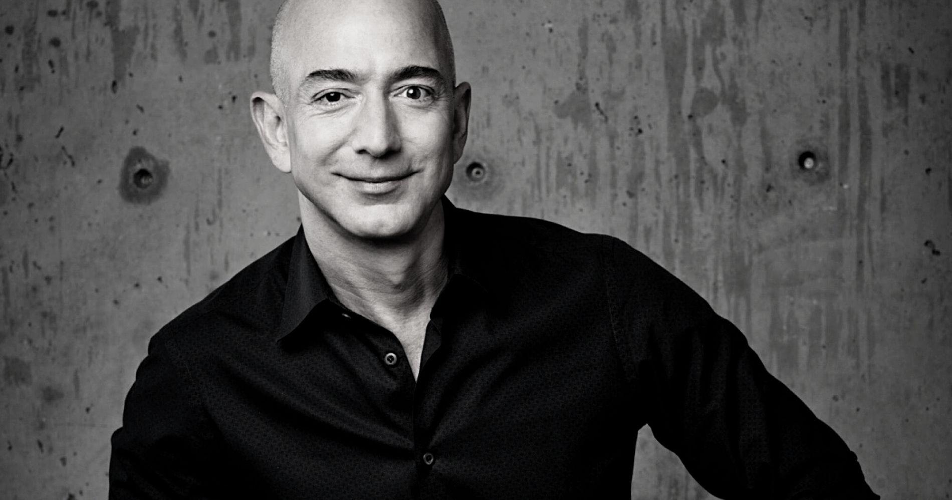 Fakta Menarik Jeff Bezos Illustration Web Bisnis Muda - Image: Flickr