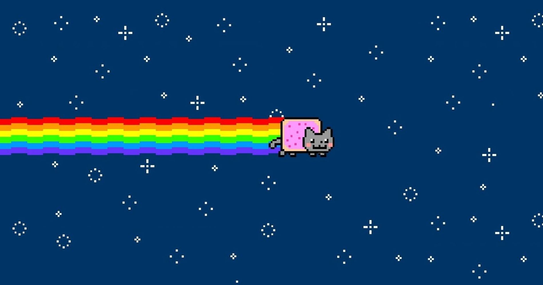Meme Nyan Cat - Image: Google