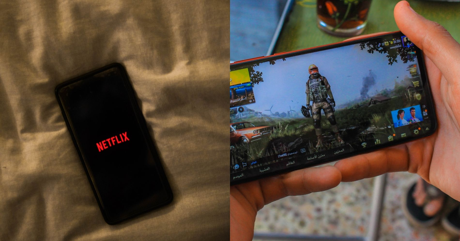 Netflix dan Perusahaan Lain yang Ekspansi Bisnis Game Illustration Bisnis Muda - Canva
