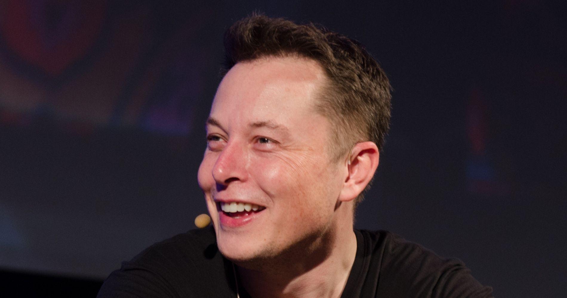 Investasi Elon Musk Illustration Web Bisnis Muda - Image: Wikimedia