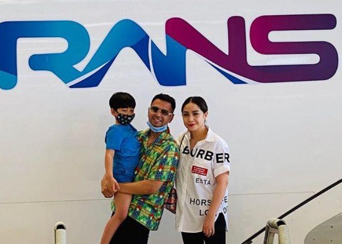 Raffi Ahmad dan Keluarga - Image: Instagram @raffinagita1717