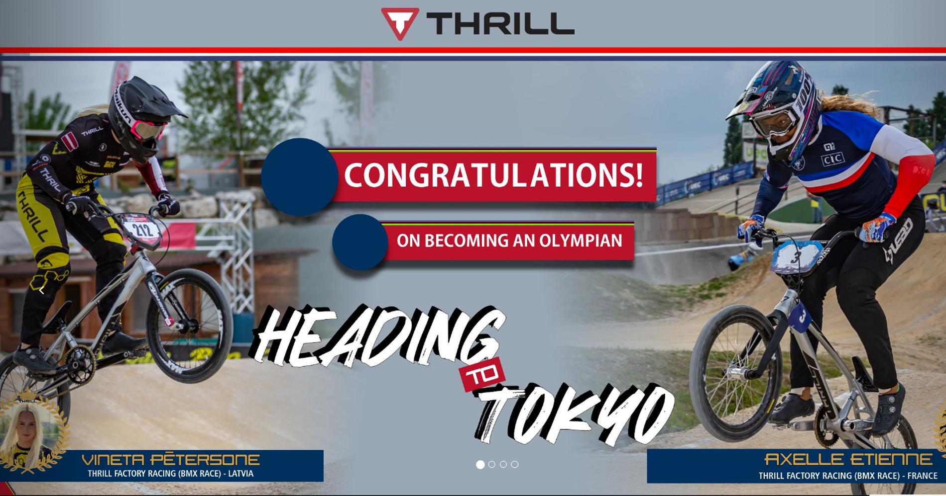 Thrill Bicycle Illustration Web Bisnis Muda - Image: Laman Resmi Thrill Bicycle