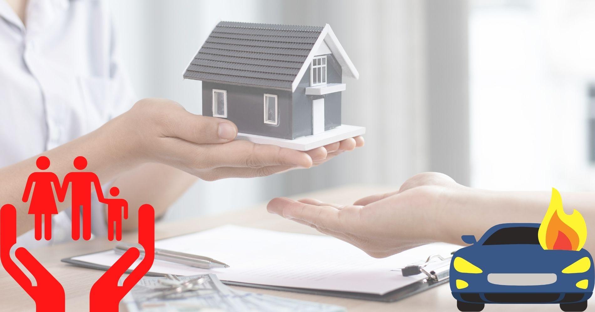 Ilustrasi Gambar Beberapa Jenis Asuransi yang Dapat Dimiliki - Bisnis Muda - Canva.com