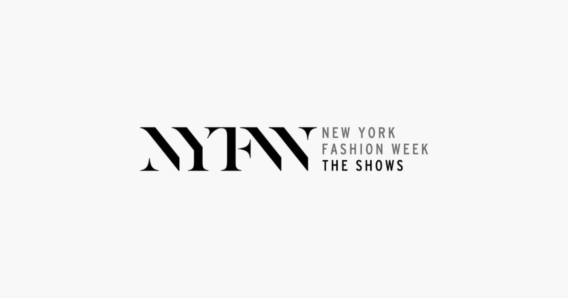 New York Fashion Week Logo Illustration Web Bisnis Muda - Canva