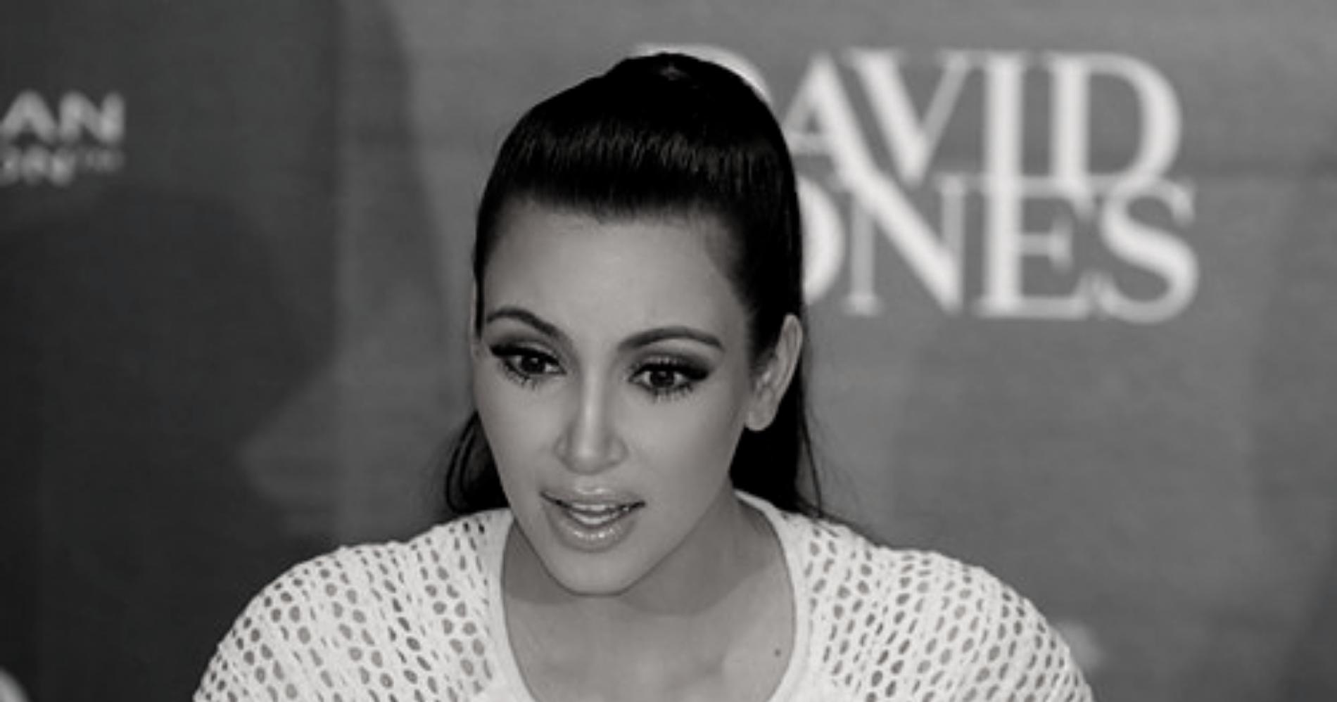 Kim Kardashian Illustration Web Bisnis Muda - Flickr