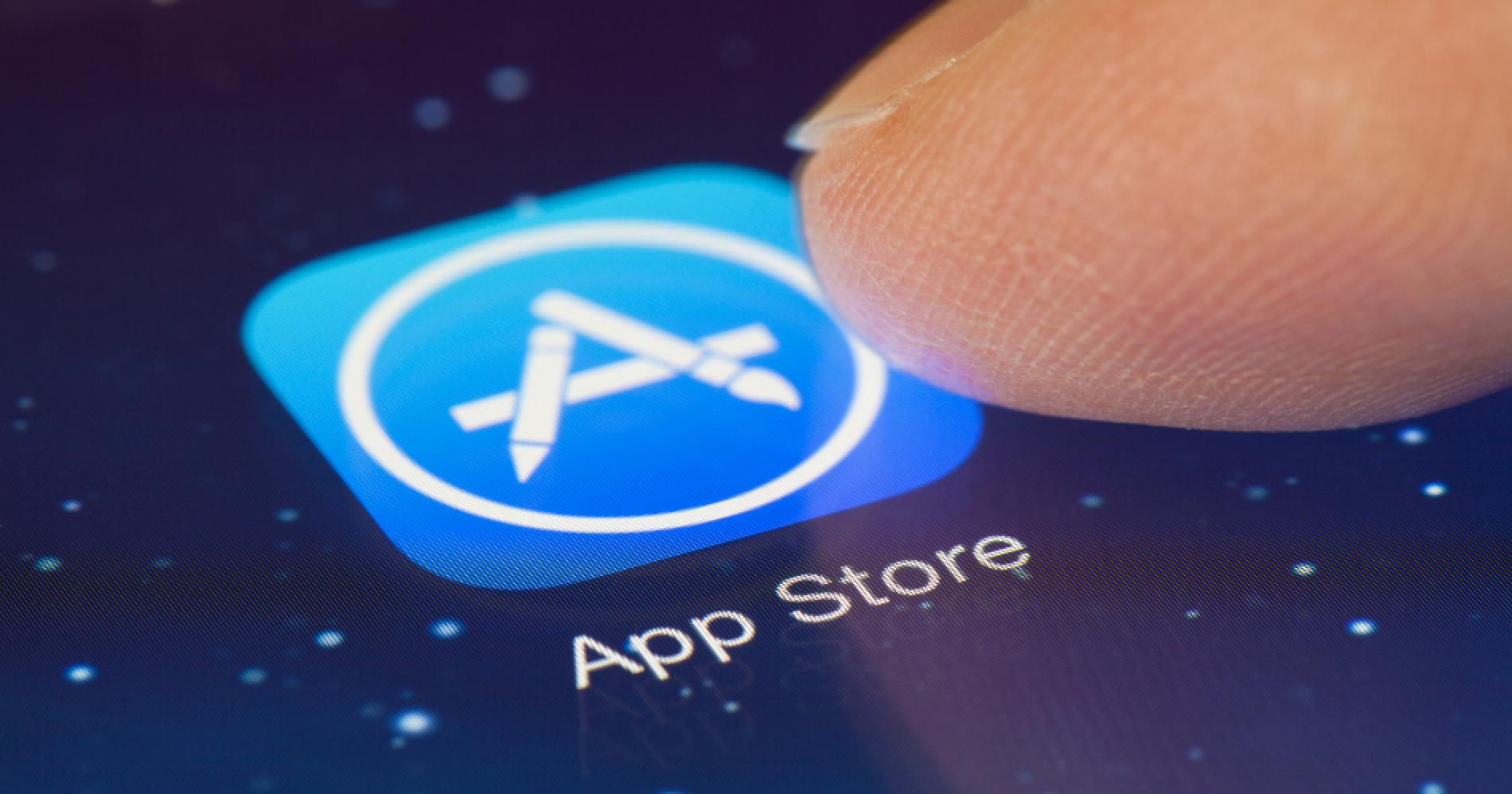 App Store Illustration Web Bisnis Muda - Canva