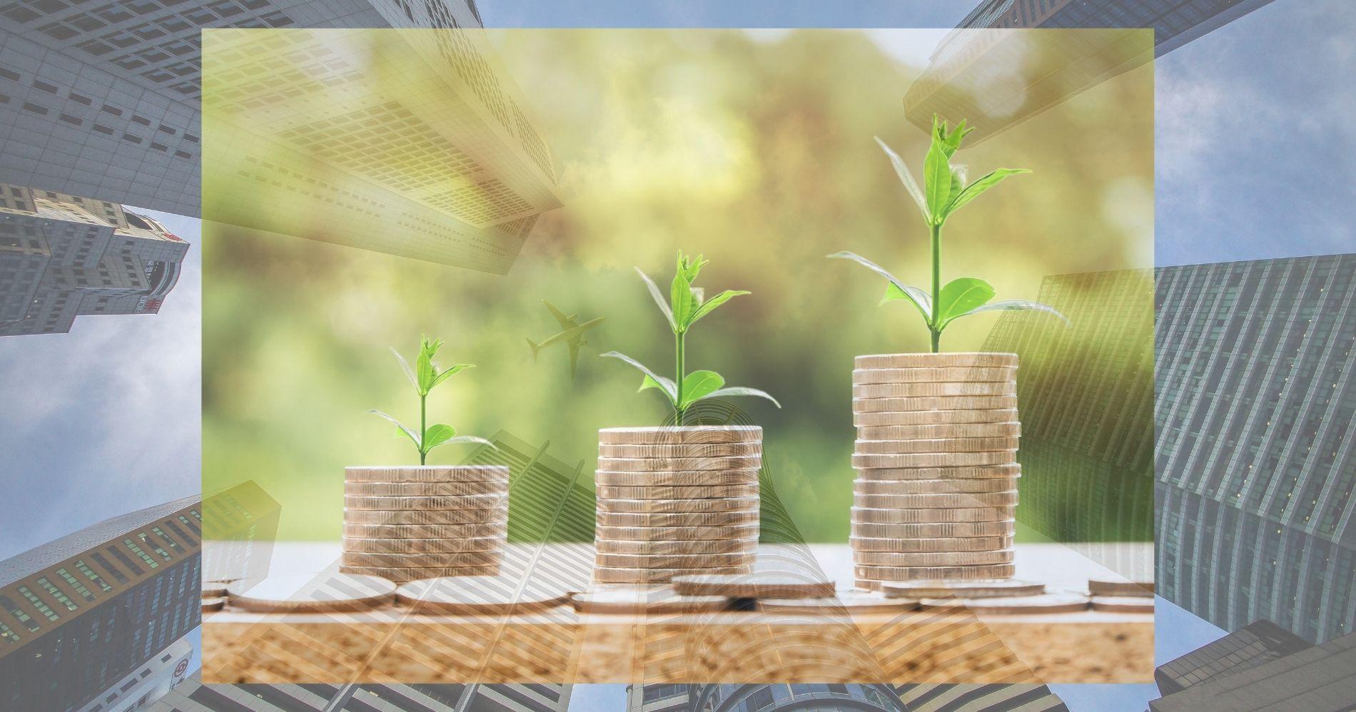 Ilustrasi Gambar Perusahaan yang melakukan IPO - Bisnis Muda - Canva.com