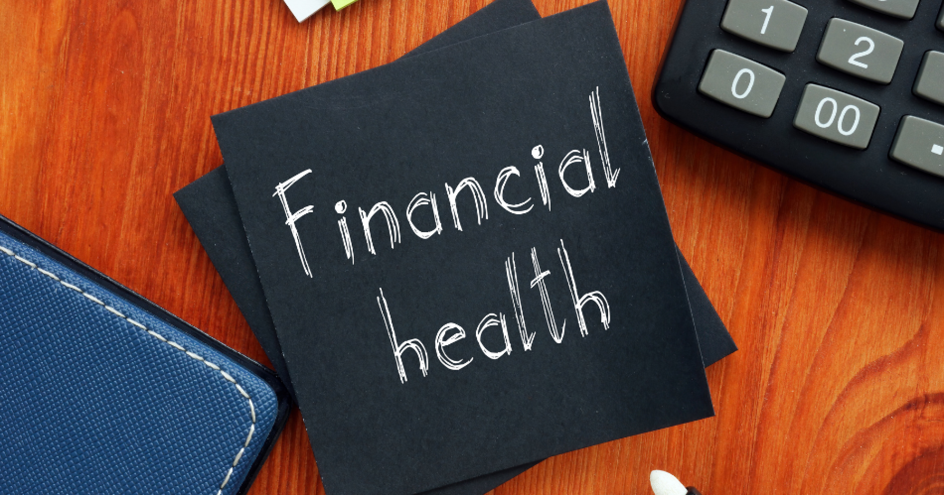 Financial Health for Small Business Owner Illustration Web Bisnis Muda - Canva
