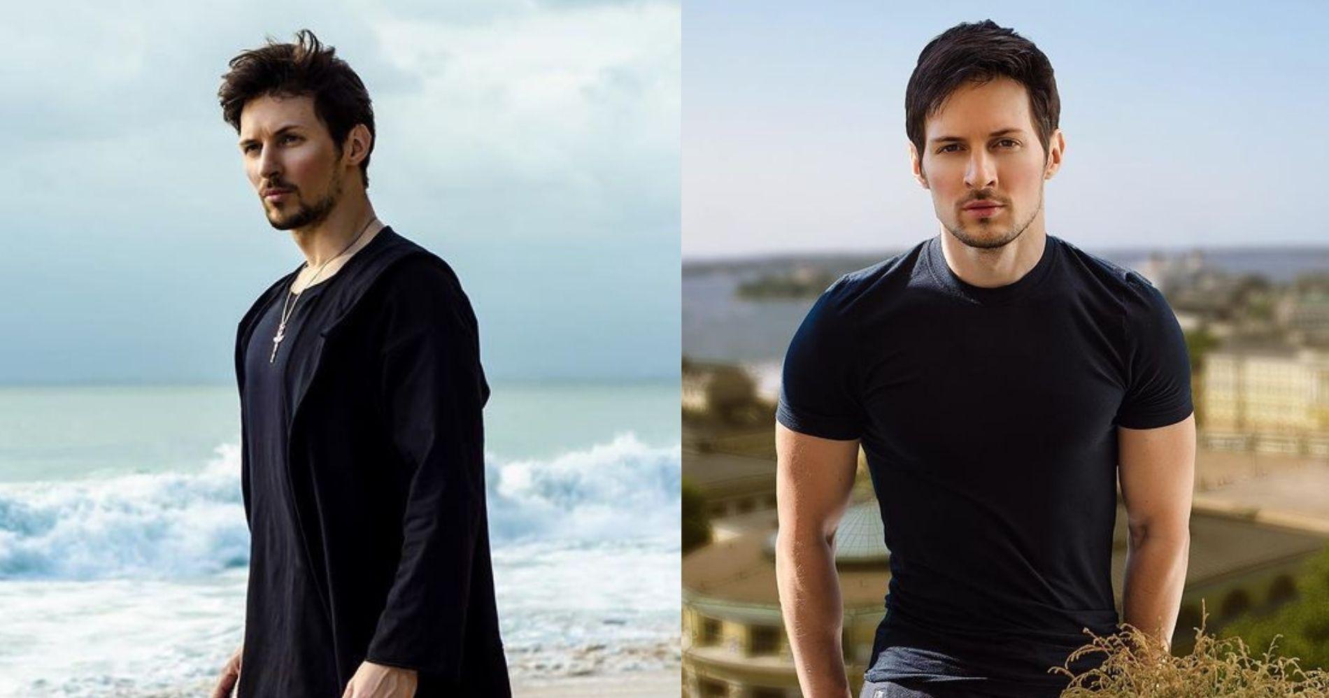 Pavel Durov (@durov) • Instagram photos and videos