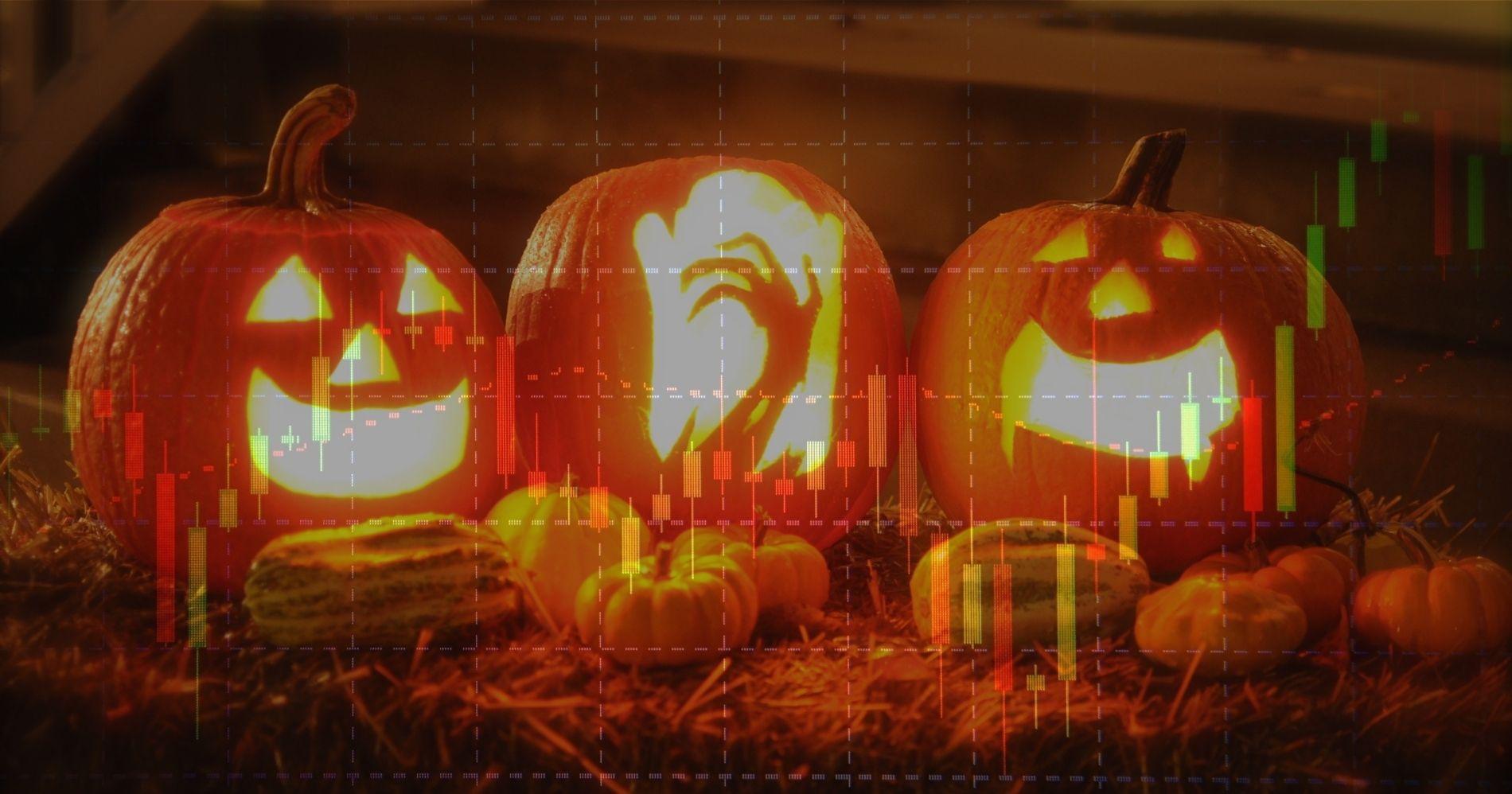 October Effect Illustration Web Bisnis Muda - Image: Canva