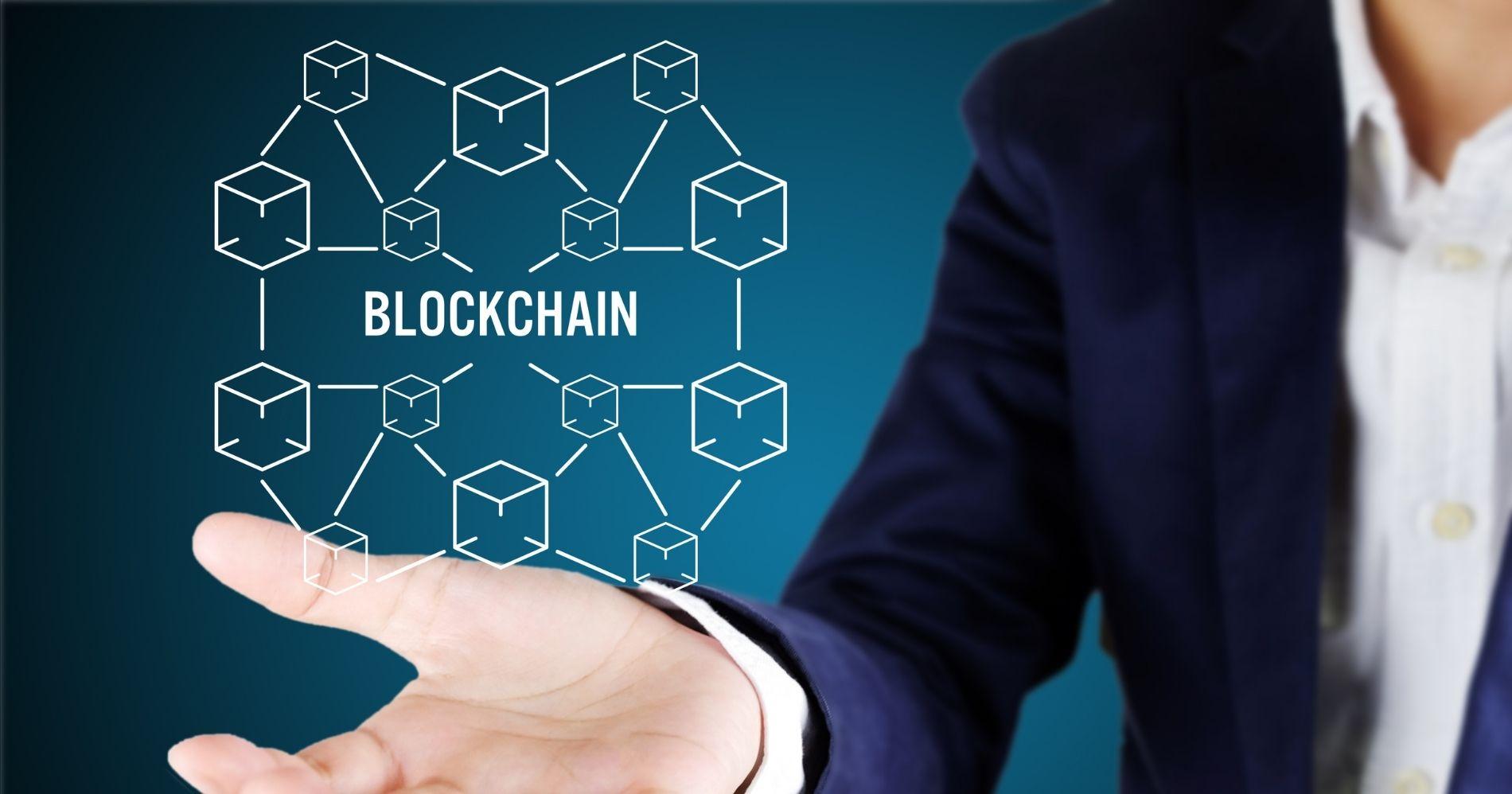 Apa Itu Block Producer dalam Blockchain Illustration Web Bisnis Muda - Image: Canva