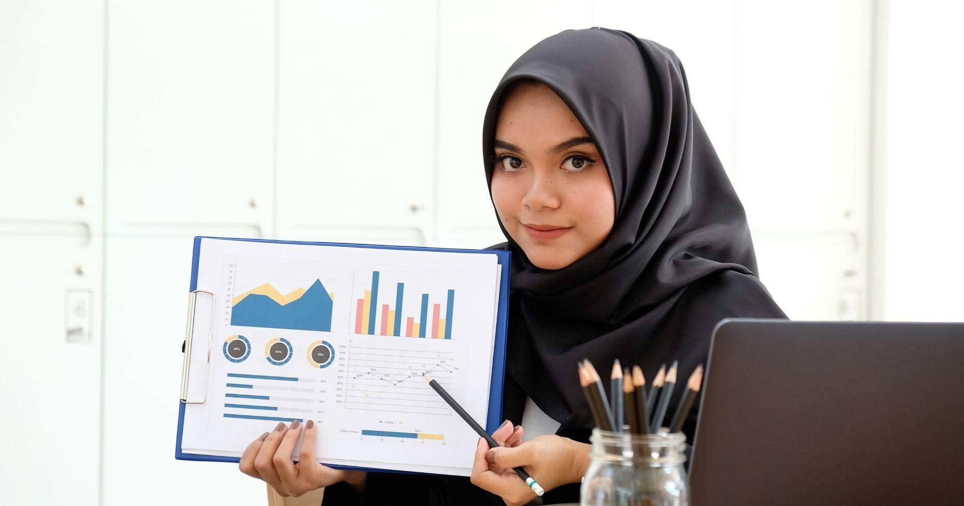 Syariah Bank Illustration - Canva