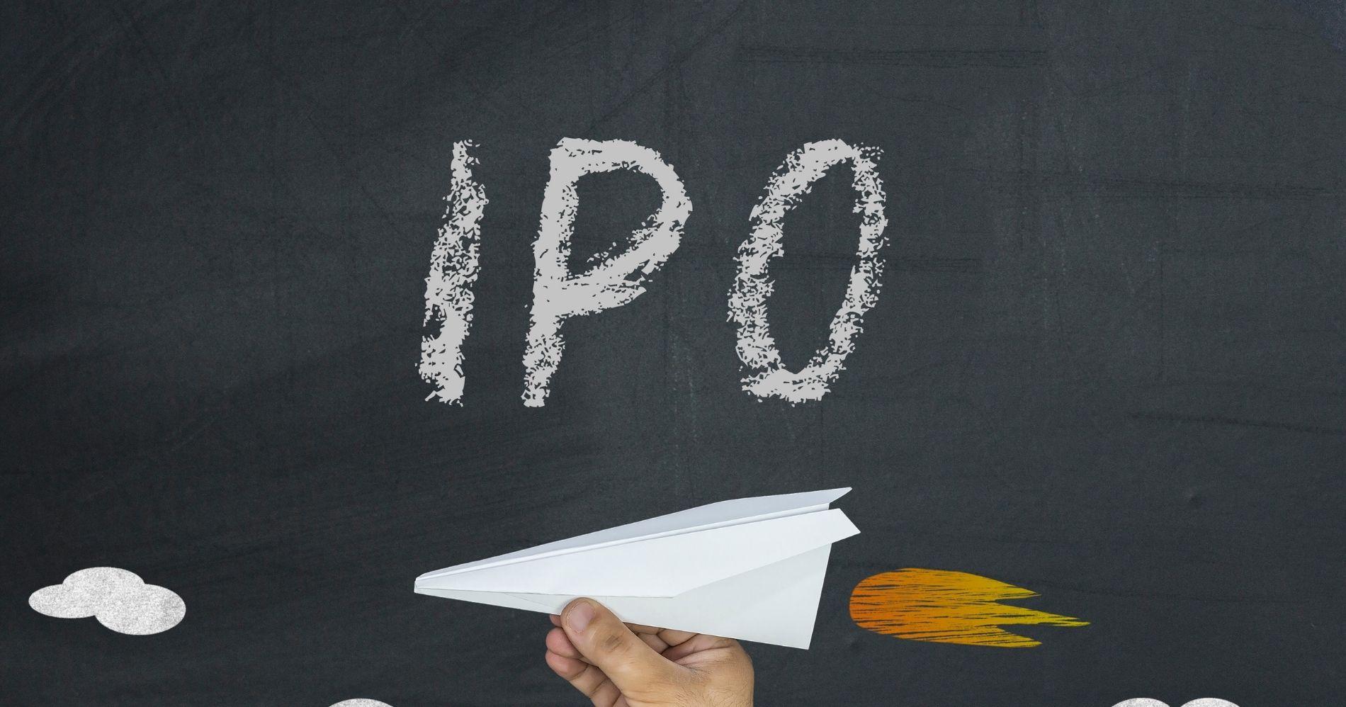 IPO Illustration - Canva